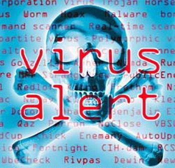Доля российских вирусов среди мировых угроз опять выросла