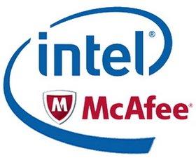 Компания Intel купила McAfee