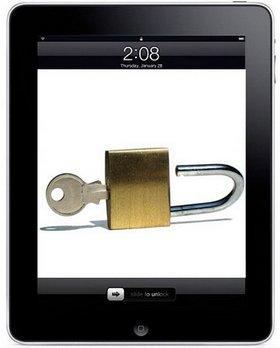 Хакеры взломали Apple iPad 3G