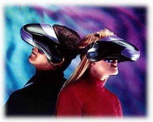 Откуда она взялась, эта виртуальная реальность