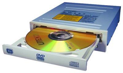 Внутренний или внешний привод CD и DVD дисков