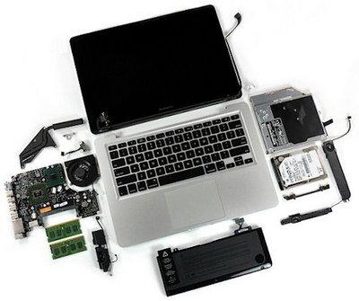 Ремонт и обслуживание техники Apple