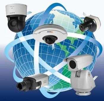 Камеры видеонаблюдения для придомовых стоянок