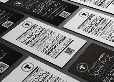 Визитная карточка как средство рекламы