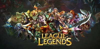 Новая игра League of Legends