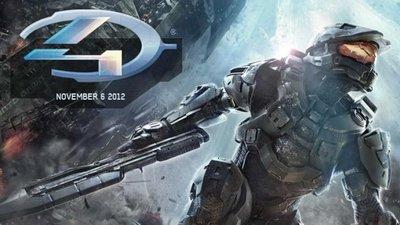 Новая игра Halo 4