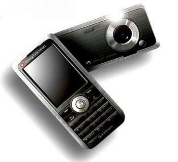 3G-телефон Sony Ericsson K800i