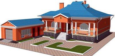 Выбор участка и разработка плана частного дома