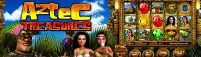 Особенности онлайн слота «Aztec Treasures»