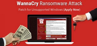 WannaCry: штурм вируса-вымогателя
